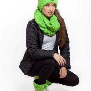 pack complet vert femme