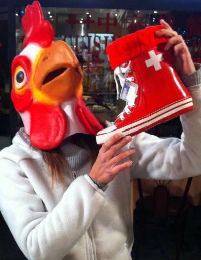 elvetik bottes en caoutchouc suisse